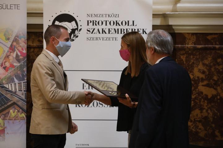 Év Széchenyi Vállalkozása díjátadás