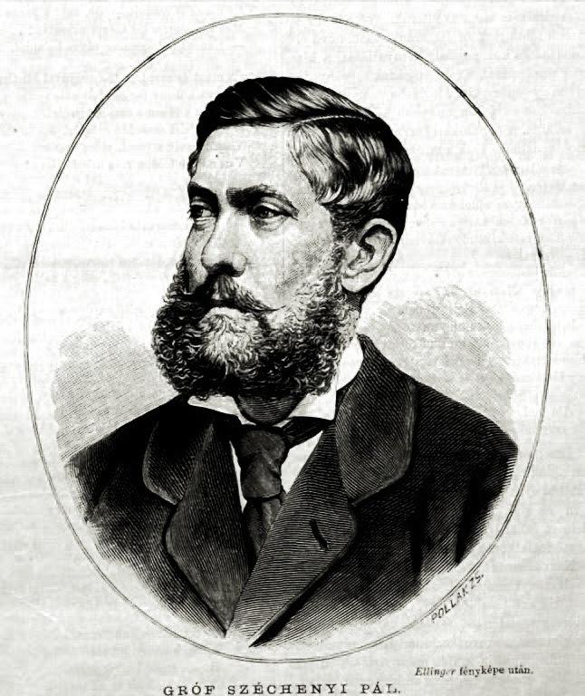 Gróf Széchenyi Pál